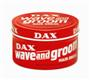 6800 Dax wax Red Wave and Groom
